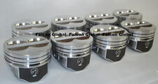 SPEED PRO Chevy 350/5.7/5.7L LT1 Hypereutectic Coated Skirt Pistons Set/8 +.030""