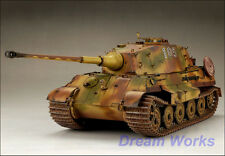 Award Winner Built Dragon 1/35 Henschel King Tiger Heavy Tank +PE