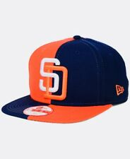 SAN DIEGO PADRES NEW ERA 9FIFTY SNAPBACK BASEBALL HAT MLB OFFICIAL CLUB CAP NEW