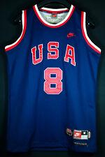 AUTHENTIC dreamteam JERSEY Spencer Haywood Taglia M Maglia NBA Basket AIR JORDAN