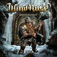 WIND ROSE Wintersaga NEW CD (Folk Power Metal)