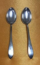 Antique 925 Sterling Silver George, Richard & Porter Blanchard Spoons