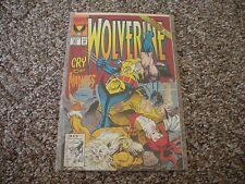 Wolverine # 51 (Feb 1992) Marvel Comics VF/NM