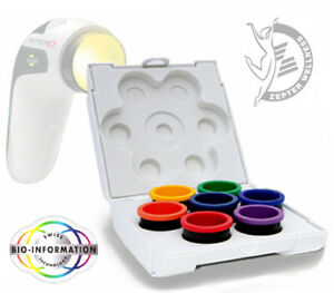 Bioptron YouThron®/MedALL® Colour Therapy Set-YouThron®/MedALL® SOLD SEPARATELY