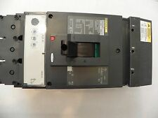 Square D 250 Amp 3 Pole I-Line Circuit Breaker LJA36250U31X 3.3 Micrologic Trip