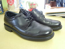 """"""" ROCKPORT """" CLASSIC STYLE BLACK LEATHER DRESS OXFORD SHOES - SIZE 11 M - CLEAN"""