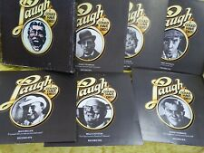 90 British UK Vintage COMEDY Tracks on 6 LP's ONLY WHEN I LAUGH 1920's-1960's