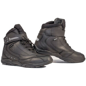 Richa SLICK Black Touring Motorcycle Boots all sizes