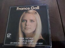 FRANCE GALL Homme Tout Petit  RARE    ISRAELI EP