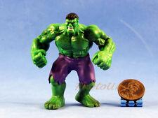 Marvel Comics Universe Superheros AVENGERS INCREDIBLE HULK Figure Model A397