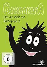 UM DIE WELT MIT BARBAPAPA, DVD 2 (NEU+OVP)