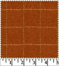 Shadow Play  Woolies - Flannel - Amber Plaid F1879-M