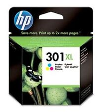 Original & Boxed HP301XL/CH564E Color Cartucho de tinta-rápidamente publicado
