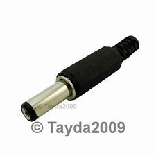 3 x DC Power Plug 2.1mm x 5.5mm x 14mm - Free Shipping