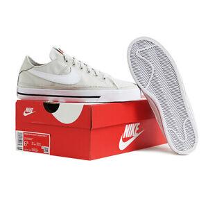 Nike Court Legacy Canvas Women's Casual Shoes Sneakers Light Bone CZ0294-002