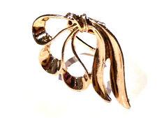 Bijou alliage doré broche pince à foulard intemporelle brocch