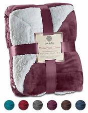 Christmas Throw Blanket  Ultra Soft Luxurious Warm Blanket Bedding & Throws