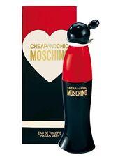MOCHINO CHEAP AND CHIC 100ml EDT SPRAY WOMEN'S Perfume