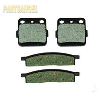 2 Pairs Front Rear Brake Pads For Yamaha YZ80 (1993~2001) YZ85 (2002~2018) New