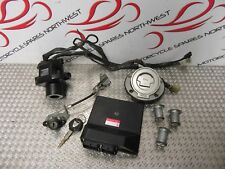 YAMAHA XT1200 Z SUPER TENERE ABS 2013 ECU KIT IGNITION LOCK SET & KEY BK371
