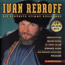 IVAN REBROFF : DIE SCHÖNSTE STIMME RUSSLANDS / CD - TOP-ZUSTAND