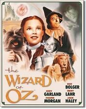 The Wizard of OZ Movie Poster Retro Metal Tin Sign MADE in the USA