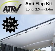 "Aussie Traveller ""Long""  Anti Flap Kit for Rollout Caravan Awning - 2.3 / 2.4 mt"