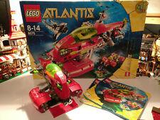 lego Atlantis Neptune Carrier 8075