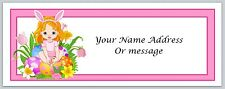 Personalized Return Address Labels Easter Buy 3 get 1 free (c 58)