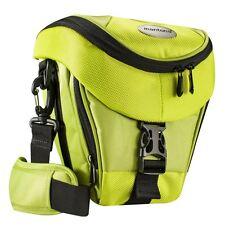 BAXXTAR Mantona Colt SLR Kameratasche hellgrün mit Staubschutz & Tragegurt