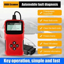 Fault Diagnosis OBD2 EOBD Car Engine Code Reader Diagnostic Scanner Tester
