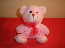 "5"" PINK TEDDY BEAR"