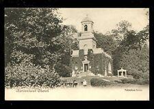 Wilts Wiltshire used 1905 Hardenhuish PPC with superb CORSHAM 005 duplex cancel