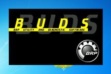 Megatech Key for BRP B.U.D.S. mpi-2 & mpi-3 Adaptateur, (Seadoo, skidoo) 10 Year