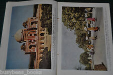 1946 INDIA magazine article, people, history etc, color photos