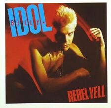 CD - Billy Idol - Rebel Yell - A75