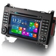 "7"" Autoradio GPS DVB-T2 Navi DAB+CD BT SD Mercedes A/B Class Sprinter Vito Viano"