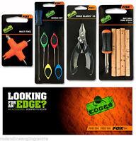 FOX EDGES - RIG TOOLS, BAIT / BAITING NEEDLES / MICRO DRILL & ACCESSORIES