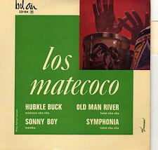 LOS MATECOCO HUBKLE BUCK FRENCH ORIG EP