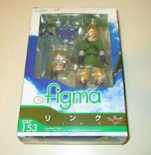Link Figma Max Factory Action Figure Zelda Skyward Sword 153 USA OFFICIAL NEW