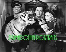 "JEAN HARLOW & ROBERT TAYLOR 8X10 Lab Photo B&W 1937 ""PERSONAL PROPERTY"" Tiger"