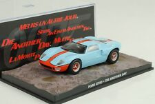 Movie James Bond Ford GT40 Stirb Die another day 1:43 Ixo