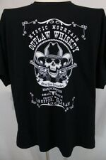 NWOT MYSTIC MOUNTAIN OUTLAW WHISKEY Brad Lee Schroeder GILDAN T Shirt 3XL