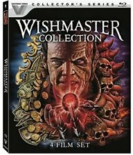 Wishmaster Collection (Vestron Video Collector's Series) [New Blu-ray]