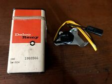 NOS GM Delco 1962 Chevrolet Corvette Transmission Neutral Safety Start Switch
