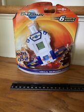 Battle B Daman Virtual Tournament Handheld from Hasbro Cobalt Blade 2005