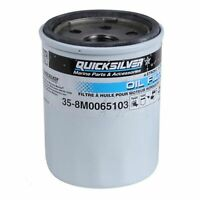 Genuine Quicksilver OIL FILTER for 50HP 60HP Mercury Mariner 4-Stroke Outboard