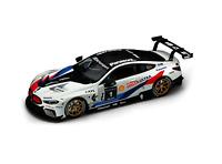 BMW M8 GTE Motorsport Model Car 1:18 Genuine New