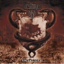 "DESTRÖYER 666 ""DEFIANCE"" CD NEW!"