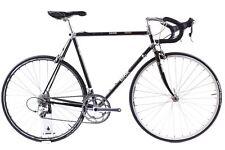 USED Vintage Look KG 156 57cm Carbon Road Bike Aluminum Lugs Dura Ace 9 speed